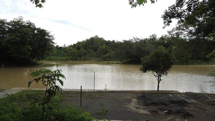 Telaga Namberan. Foto : Kandar