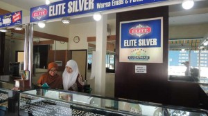 Kios Elite silver, Foto: KH/ Kandar.