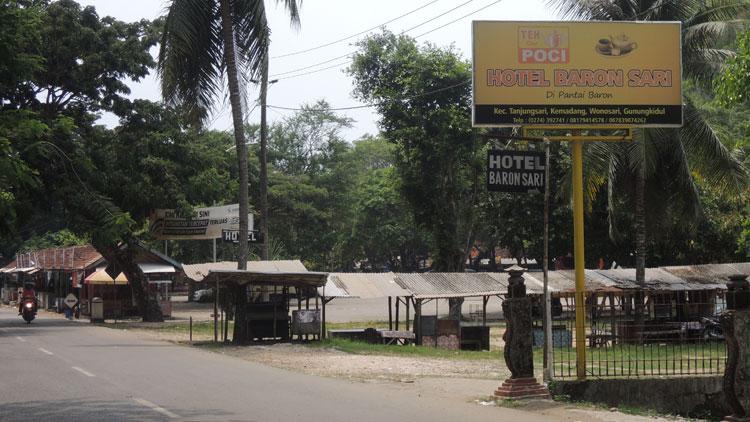 Penginapan Baron Sari Sajikan Akomodasi Dekat Pantai