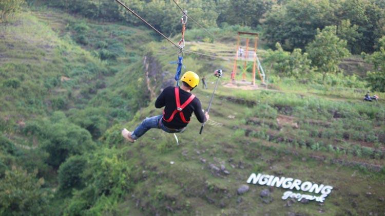 Pengembangan Geopark Gunung Sewu, Pemkab Fokus Pada Aspek Wisata