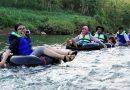 Asyiknya Menikmati Sensasi River Tubing Watu Tumpeng Playen