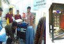 Siswa SMK N 1 Saptosari Ciptakan Alat Pemisah Padi Kopong