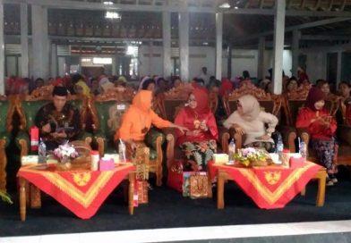Puncak Peringatan Hari Ibu Ke-89 Kabupaten Gunungkidul Diisi Aneka Kegiatan Sosial