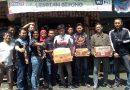 Tampung Donasi Puluhan Korwil, Ikaragil Sebar Bantuan Lebih Dari 70 Juta