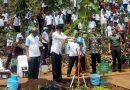 Presiden Hadiri Penanaman 45 Ribu Pohon Di Ponjong Gunungkidul
