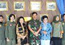 Kasau Resmikan Both Foto Perintis Penerbang Wanita Angkatan Udara di Muspudirla