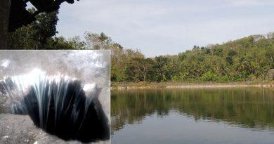 Air Telaga Boromo Amblas Di Luweng, Berikut Pendapat Pakar