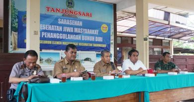Kecamatan Tanjungsari Selenggarakan Sarasehan Kesehatan Jiwa