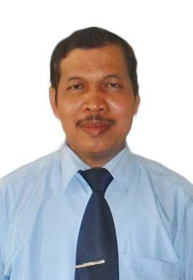 Drs Sangkin, Kepala SMKN2 Wonosari. Foto: Sarwo