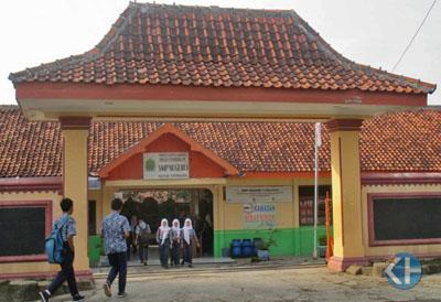 SMPN Paliyan. Foto: Atmaja.