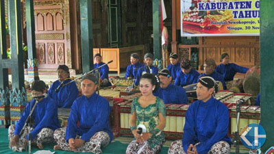 Waraga Muda dari Kecamatan Paliyan. Foto: Atmaja.