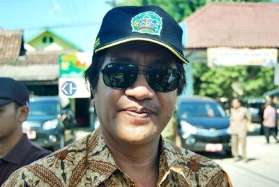 drh Krisna Berlian, Kepala Dinas Peternakan Gunungkidul, Dok. KH