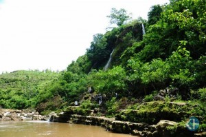 Destinasi wisata Sri Gethuk Bleberan. Foto : KH.