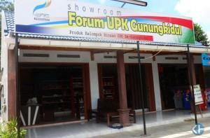 Pusat Oleh-oleh Gunungkidul di Jl Baron. Foto: Maryanto.