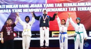 Taekwondoin Gunungkidul