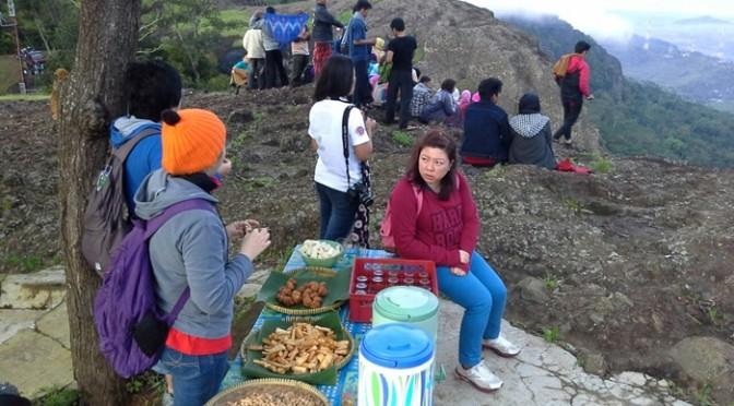 Suasana di GAP Nglanggeran. Foto : Sugeng Handoko
