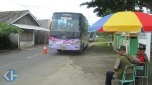 TPR 1 di depan Balai Desa Bejiharjo, Karangmojo, Gunungkidul. Foto : Atmaja.