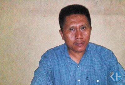 Anjar Gunantoro Ketua Umum Janaloka Foto : Atmaja