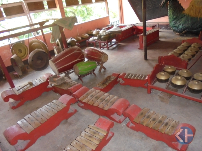 Gamelan Warga Gendaren 1, Sumber Giri, Ponjong. Foto : Hari.