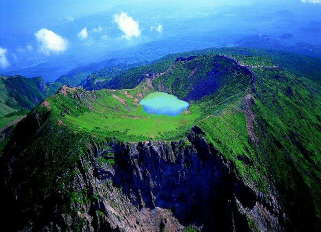 Jeju Geopark South Korea. Foto: www.globalgeopark.org