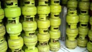 Tabung gas LPG 3 Kg. Sumber:Internet