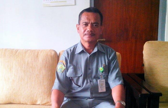 Kepala Kantor Kemenag Gunungkidul Drs Nur Abadi MA. Foto: Atmaja.