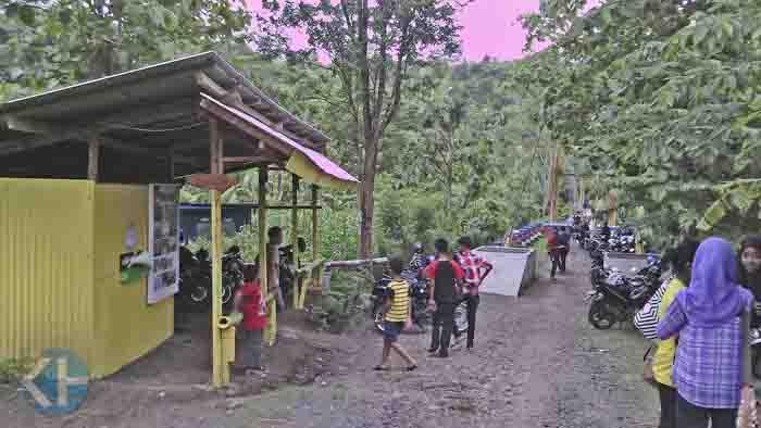 Sauasana Wisata Jurug Gede. Foto : Jody