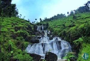 Air Terjun Seribu/Kedung Kandang. Foto : Jhodi