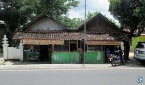 Warung Mie Ayam Ngeposari. Foto:Edo