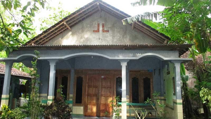Gereja GPDI Ngawu Playen. Foto: Atmaja.