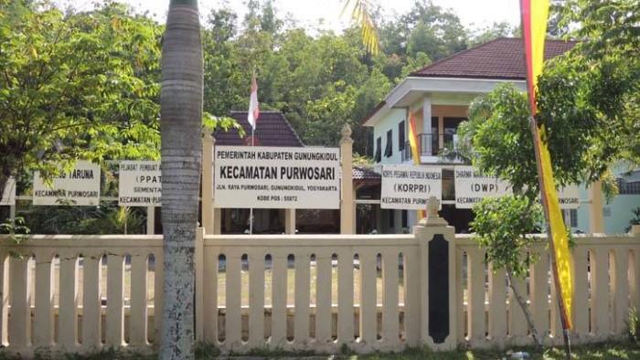 Kecamatan Purwosari. Foto : Kandar