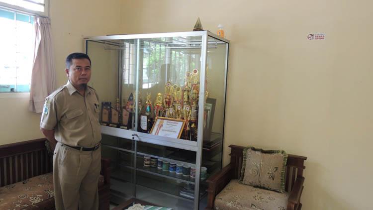 Kepala Sekolah SMKN 1 Purwosari
