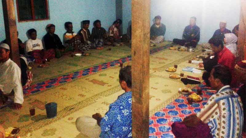 Penyuluhan kesejahteraan keluarga dan pencegahan nikah dini di Wareng. Foto: Hari.
