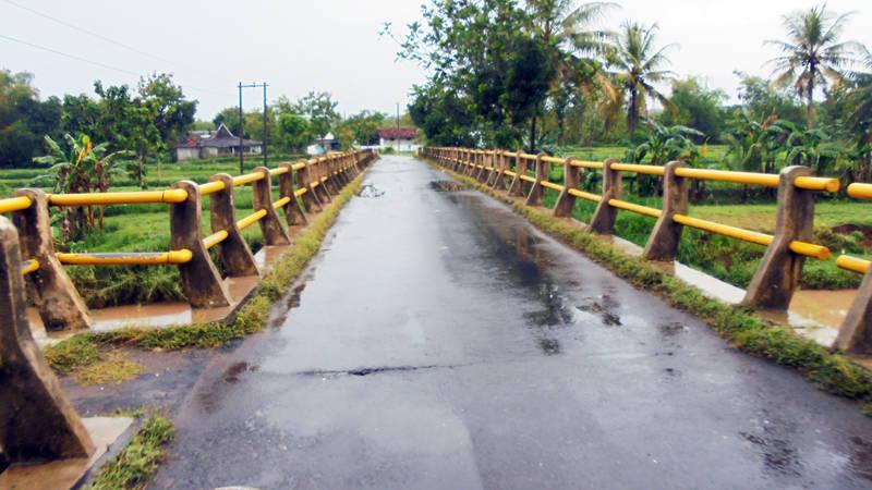 Jembatan Watusigar. Foto : Hari