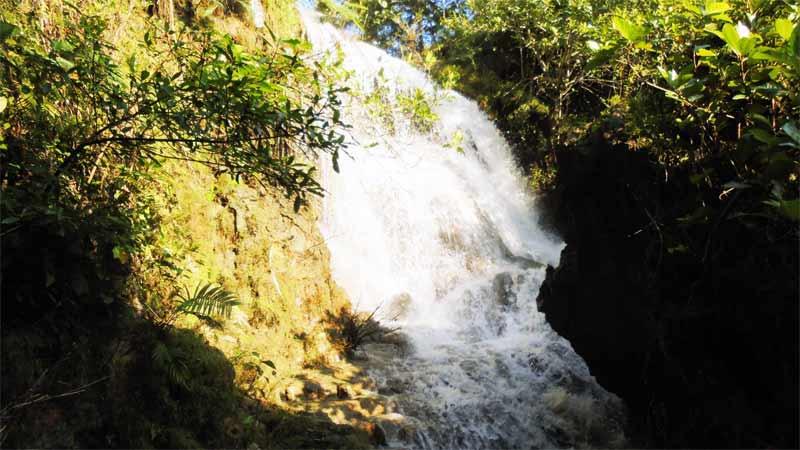 Air Terjung Sawangan di Gubugrubuh Getas Playen. Foto: Hari.