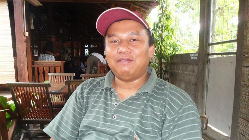 Muhamad Dadang Iskandar. Foto: Sarwo.