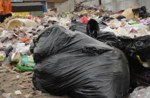 Lustrasi sampah di perkotaan. Dok: antara
