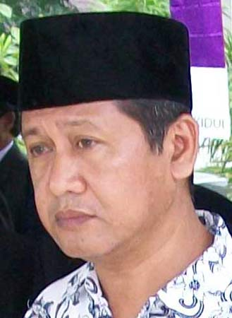 Bahron Rasyid, Sekretaris Disdikpora Gunungkidul. KH/Sarwo.