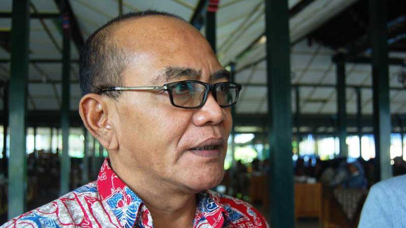 Dwi Warna Widinugraha, Kepala Disnakertrans Kabupaten Gunungkidul