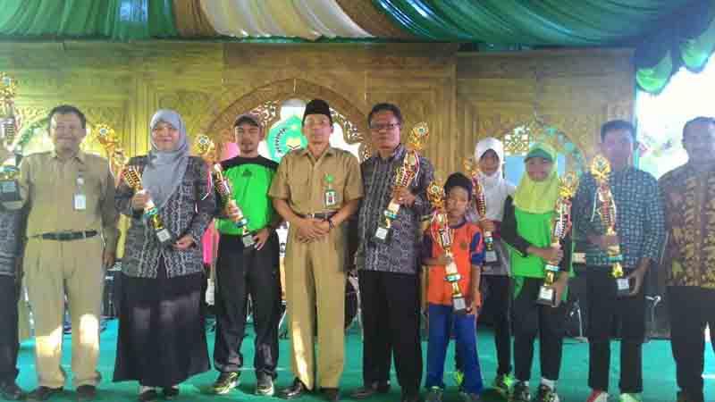 Para juara Aksioma. Foto : Kandar