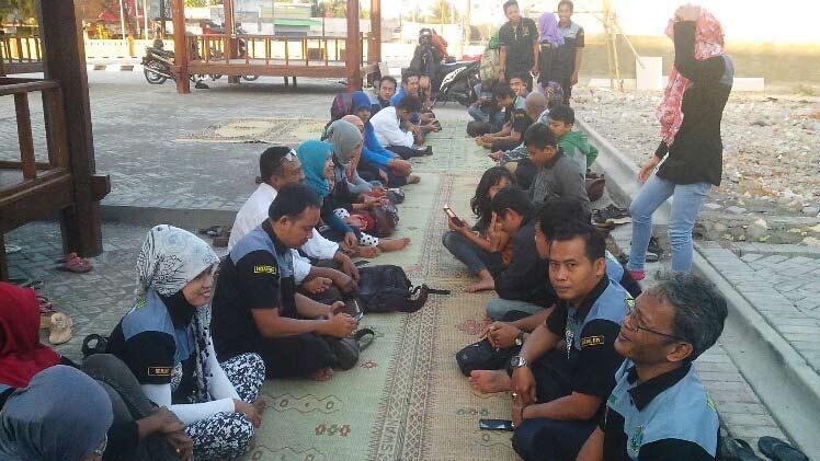 Ikaragil Korwil Yogyakarta kembali akan lakukan program bedah rumah di Nglipar. KH/Atmaja.