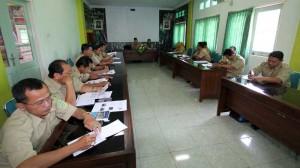 Workshop Pengembangan Perpustakaan Desa. KH/Bara