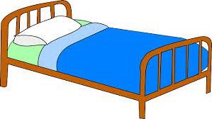Ilustrasi Tempat Tidur. Sumber:Internet