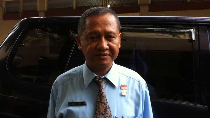 Sekretaris Disdikpora Gunungkidul Bahron Rasyid. KH/Dwianjani.