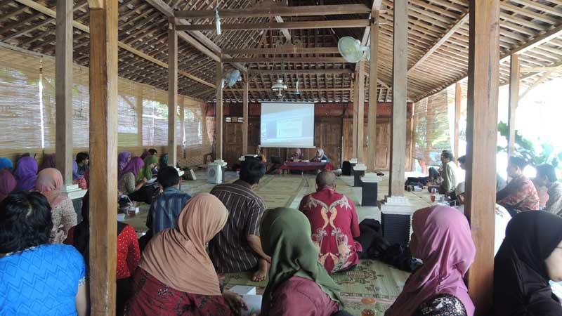 Diskusi yang diadakan. Foto : KH/Kandar