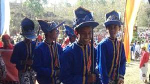 Kirab budaya Giripurwo