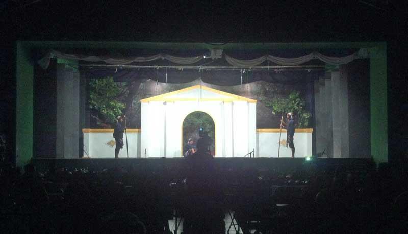 festival ketoprak. Foto : KH/Dwianjani