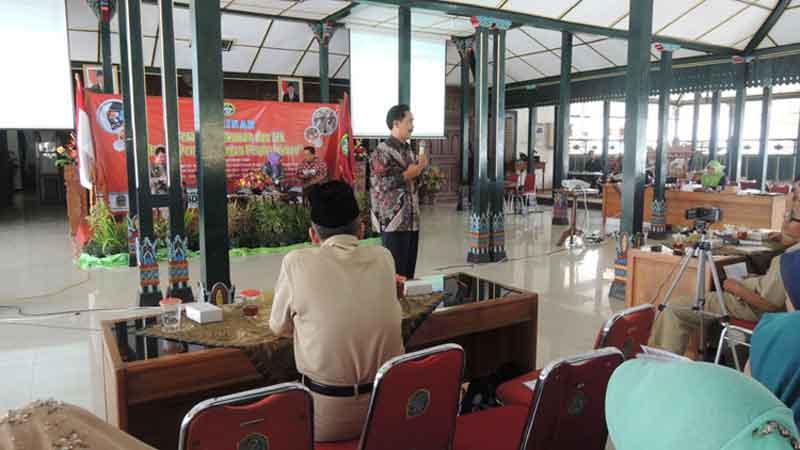 IPI Gunungkidul Gelar Seminar untuk Peningkatan Kapasitas Pustakawan. KH/Kandar.