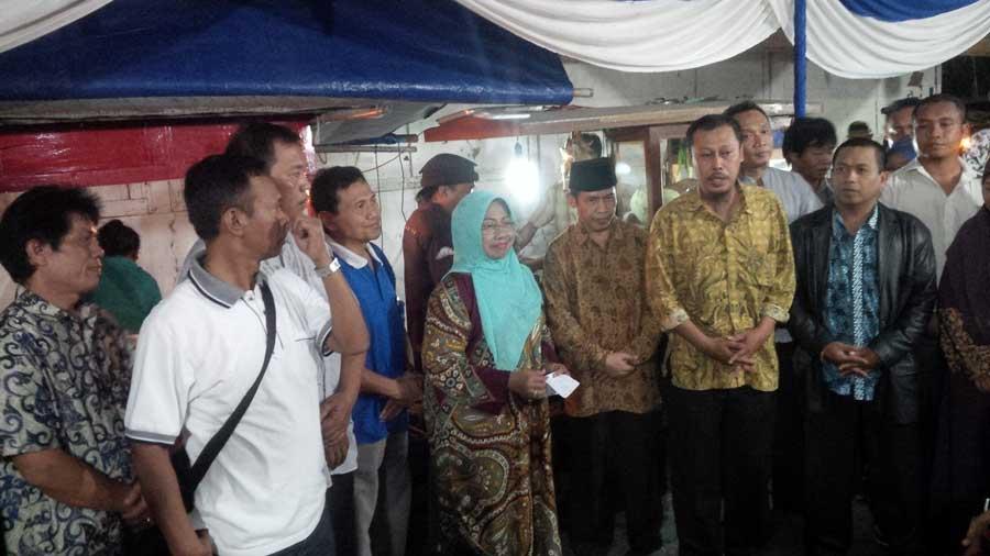Badingah-Immawan Pemenang Pilkada berdasar Quik Count, Foto: KH/ Maria Dwi Anjani