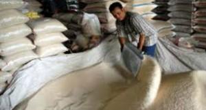 Stok beras, sumber: Internet